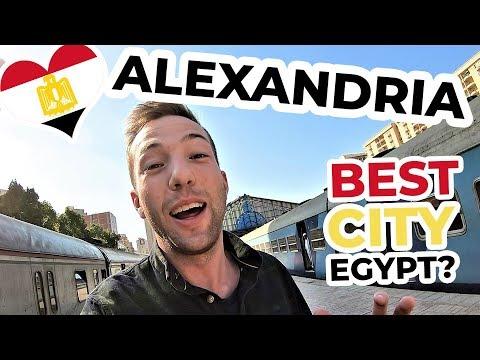 ALEXANDRIA IS AMAZING!! | الإسكندرية جميلة
