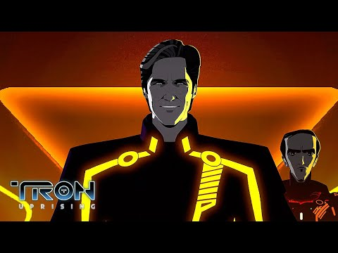 Finale: The Revolution Begins | TRON: Uprising | Disney XD