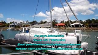 Grainger 433XC Sailing Catamaran for sale