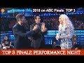 """Download lagu Gabby Barrett sings """"Don't Stop Believing""""  Steve Perry in Audience American Idol 2018 Finale Top 3"""