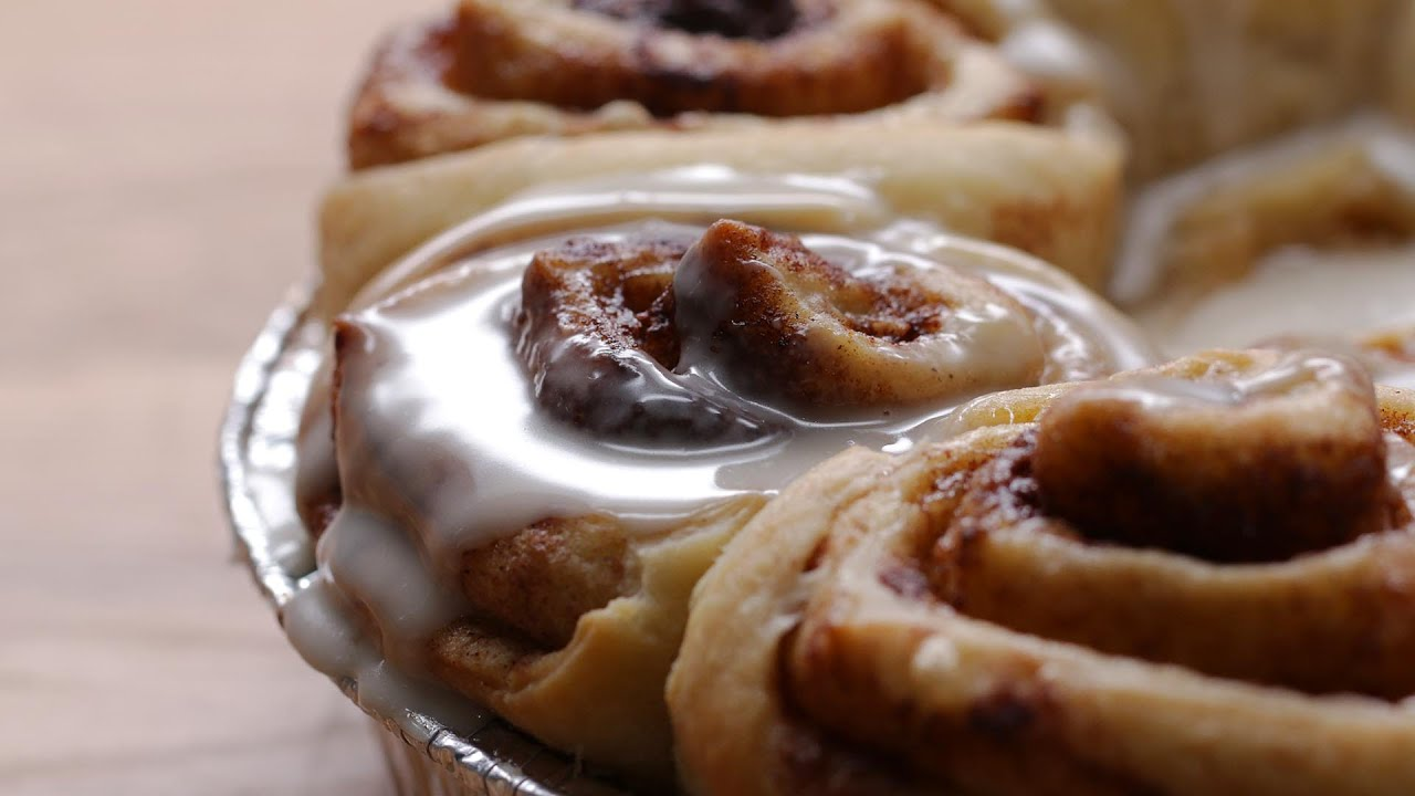 maxresdefault - The Best Ever Vegan Cinnamon Rolls #VeganWeek