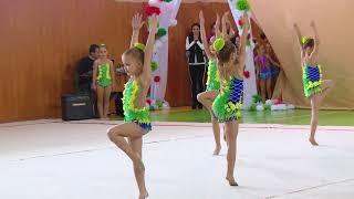 «Irida baby», Кубок Запорізької області з естетичної гімнастики