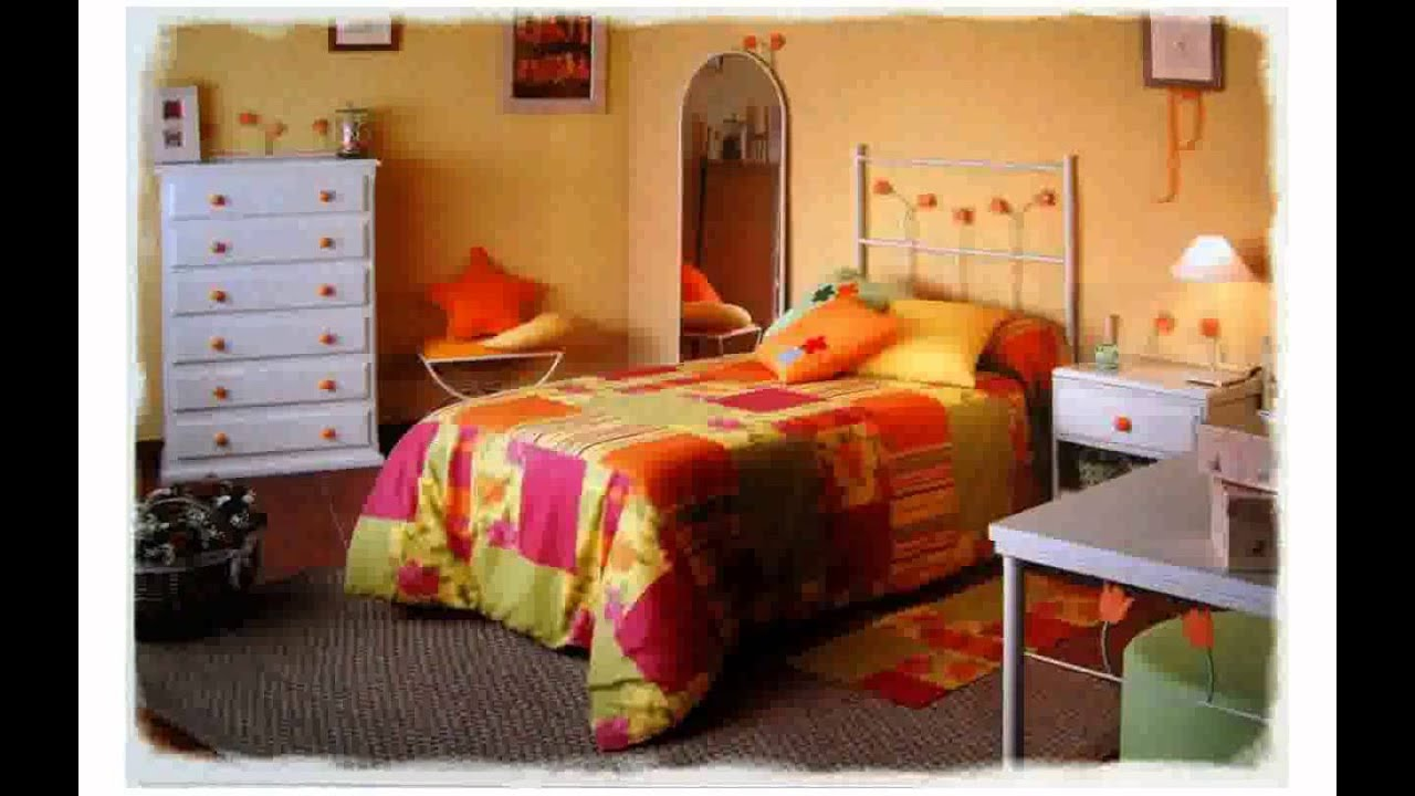 Decoracion cuarto joven youtube - Decoracion para habitacion ...