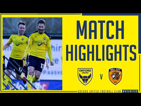 Oxford Utd Hull Goals And Highlights