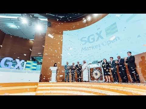 Energy Market Company (EMC) And Sharjah Electricity & Water Authority – SGX Securities Market Open