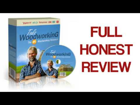 Honest Review of Ted's Woodworking Plans
