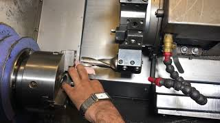 Drill Work Offset For