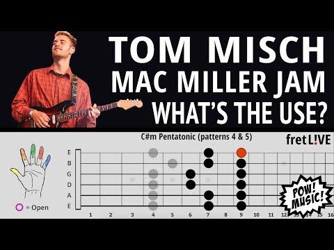 Tom Misch Mac Miller Jam on