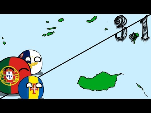 *History of Portugal #3.1 - Madeira And Azores