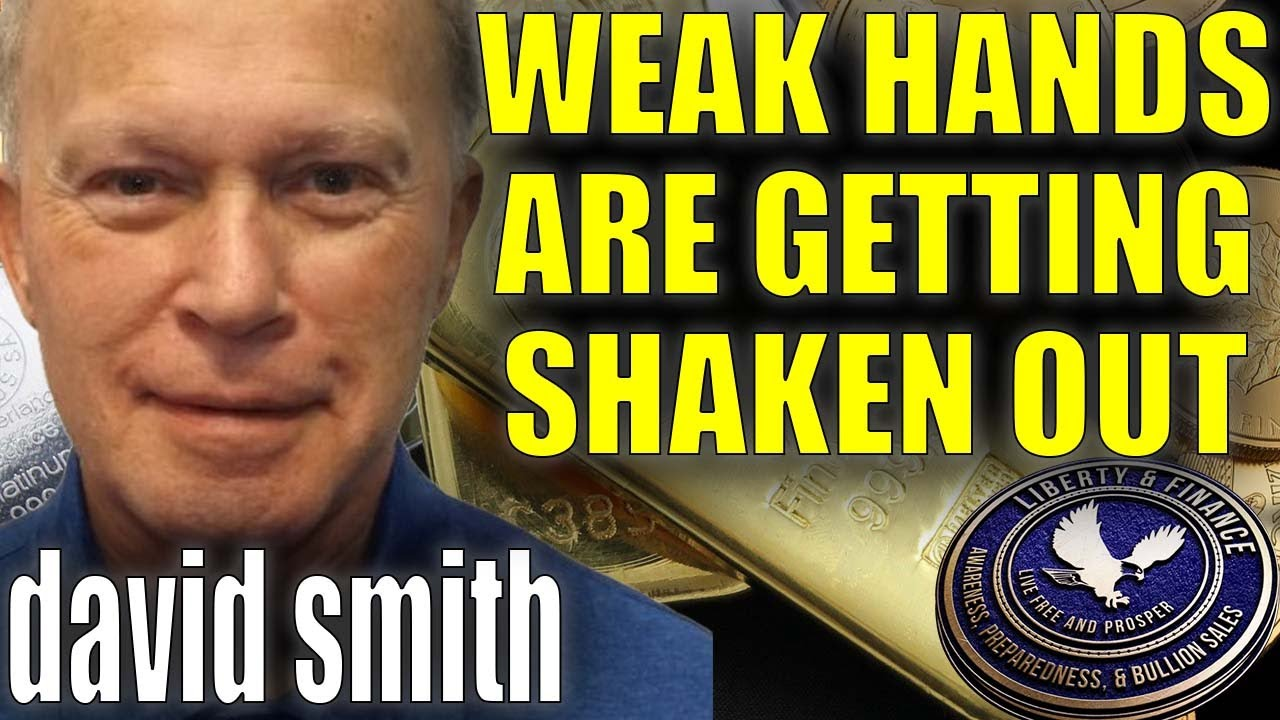 Download Weak Hands Are Getting Shaken Out Of Silver | David Smith