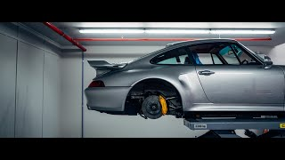Detailing a Porsche 993 Turbo S with Auto Attention | 4K