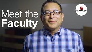Meet the Faculty: B.J. Oropeza, Ph.D.