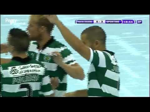Futsal :: 01J :: Piratas de Creixomil - 0 x Sporting - 9 de 2012/2013