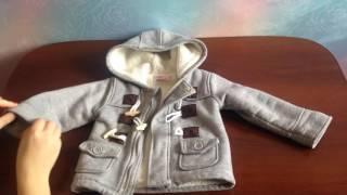 Обзор куртки с AliExpress для мальчика