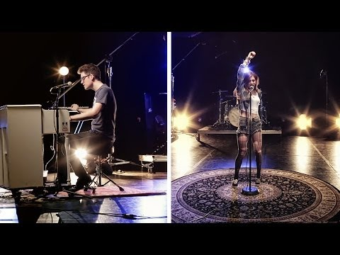 """Find You"" - Zedd [Alex Goot & Against The Current COVER]"