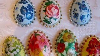 Подарки Пасхальные Своими Руками Сувенир На Пасху красим Яйца к Пасхе 3d egg Поделки с детьми!