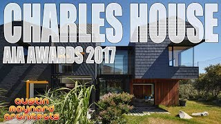 AIA Awards 2017 - Charles House  - Austin Maynard Architects