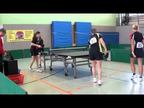 2013 - Landesmeisterschaften 2013 - Finale Damen Doppel