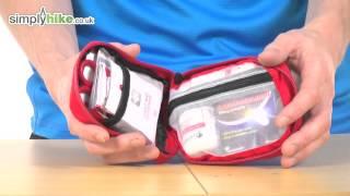 Lifesystems Trek First Aid Kit - www.simplyhike.co.uk