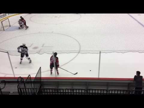 No. 1 pick Nico Hischier skates at Devils development camp