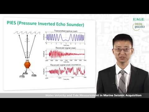 EAGE E-Lecture: Water Velocity and Tide Measurement in Marine Seismic Acquisition by Kanglin Wang