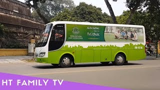 Wheels On The Bus 🚌 Learn Color For Kids 🚌 Nursery Rhymes 4 Kids  | HT BabyTV ✔︎