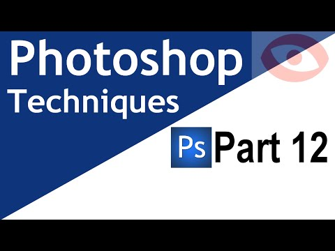 How to Photoshop - Master Photoshop Techniques in JUST 1 WEEK #Part 12 - Photoshop Tutorial