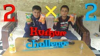 Kurkure eating challenge food challenge eating challenge in Hindi