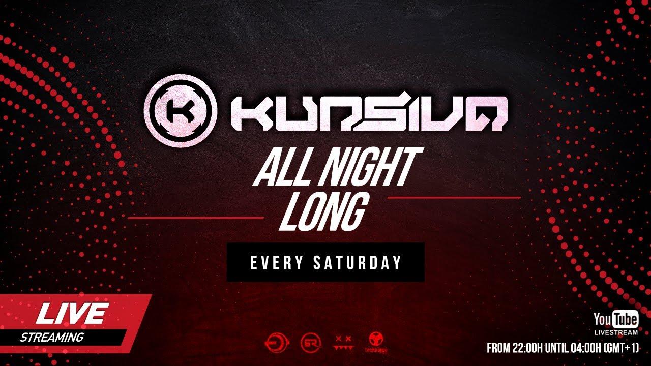 🔴 KURSIVA | ALL NIGHT LONG LIVE STREAM  (18th May  2020)