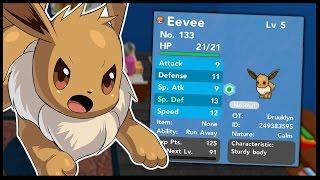 HOW TO GET A FREE EEVEE! | ROBLOX Pokémon Brick Bronze