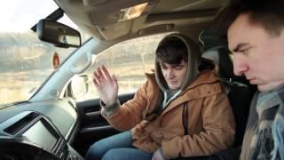 Toyota Land Cruiser V8 - Fail Drivers - Test Drive