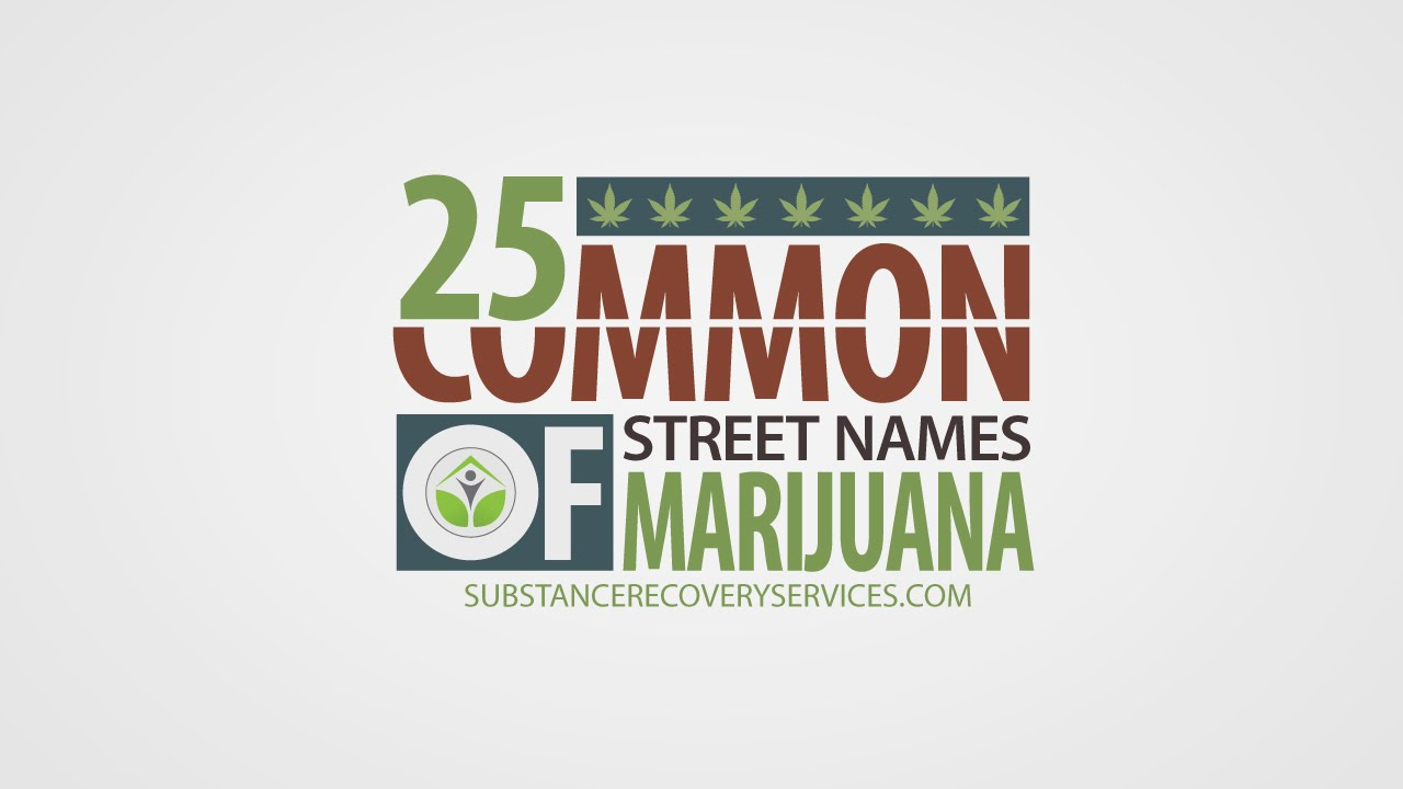 25 Most Common Street Names of Marijuana | Addiction Treatment ...