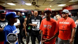 ray rogers vs t redd   ahat louisville   rap battle   hosted by norbes