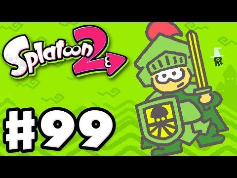 Team tasy Wins!  Splatoon 2  Gameplay Walkthrough Part 99 Nintendo Switch