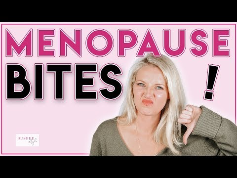 Menopause What No One Talks About