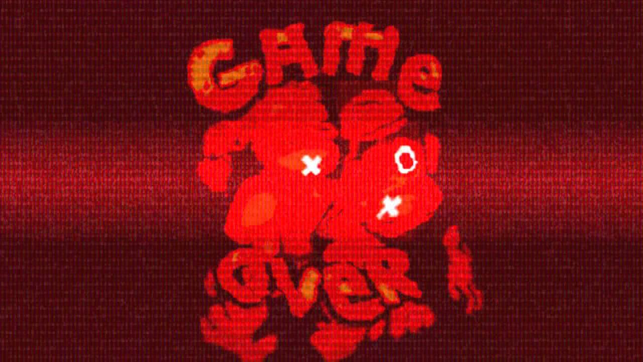 Donkey Kong Country (Game Boy Color) - Game Over in G ...