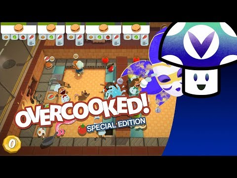 [Vinesauce] Vinny & Mike - Overcooked: Special Edition