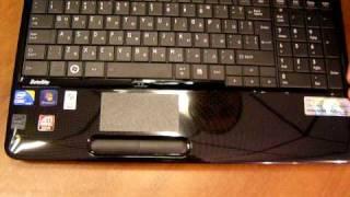 Toshiba Satellite L650 laptop