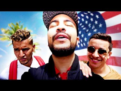 NABIL RACONTE NOUS UNE HISTOIRE! - Vlog LOS ANGELES #4