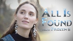 """All Is Found from """"Frozen 2"""" (Kacey Musgraves) 