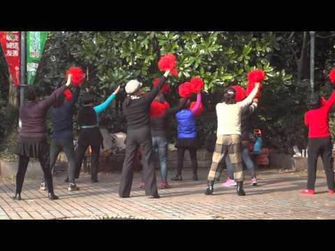 SHANGHAI -DANCING
