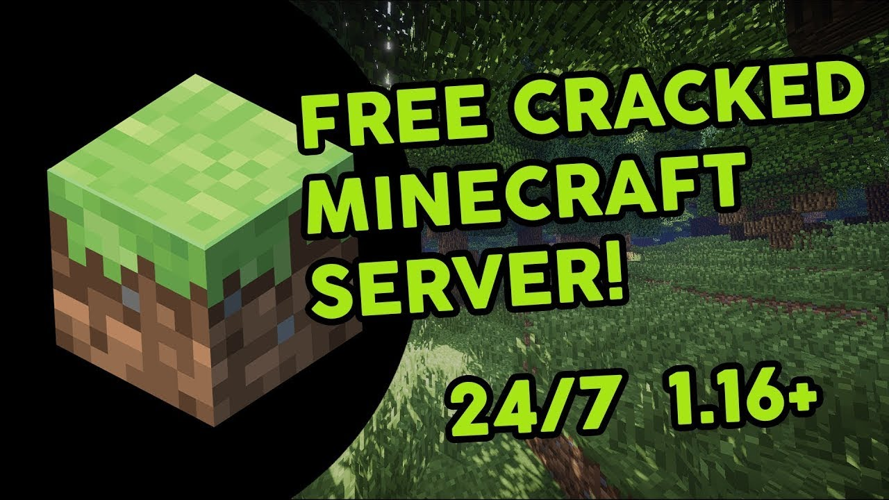 the top 5 best cracked SMP servers for Minecraft 1 16 5 YouTube