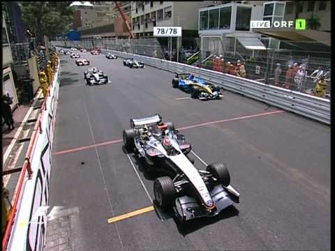 2005 r06 monaco start lap1 dvb s itv youtube. Black Bedroom Furniture Sets. Home Design Ideas
