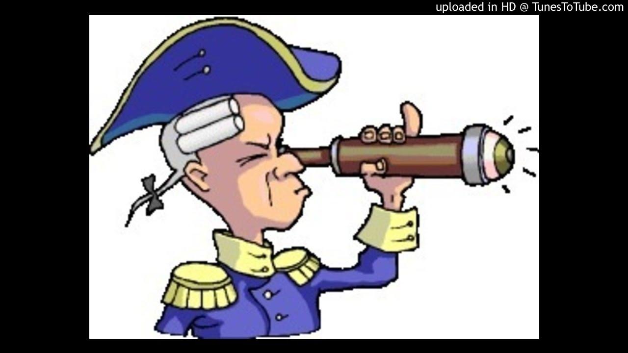 Анимация моряк