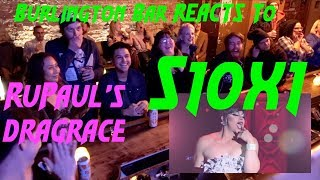 "RuPaul's DRAG RACE S10x1 ""Drag On A Dime"" REACTIONS @ BURLINGTON BAR!!"