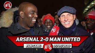 Arsenal 2-0 Man United | Ozil & Kolasinac Were Fantastic Today! (Lee Judges)