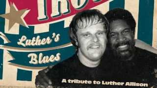 Walter Trout - Luther's Blues Promo