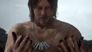 Дебютный трейлер Death Stranding — игра Хидео Кодзимы