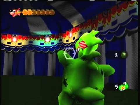Banjo-Kazooie: Nuts & Bolts Walkthrough - Part 3: Nutty ...