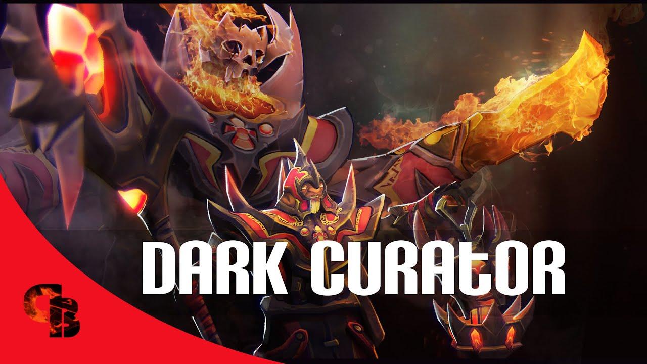 dota 2 store warlock the dark curator w cevo season 6 youtube